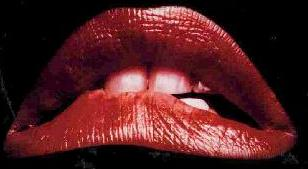 These  are Patricia Quinn's lips.